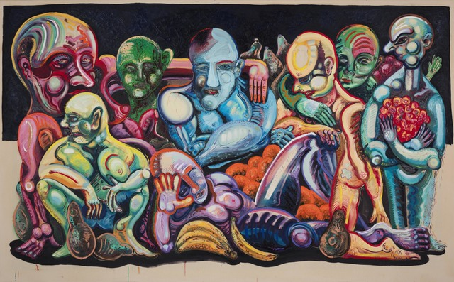 Mark Frygell, 'Group Picture (Night)', 2019, Andréhn-Schiptjenko