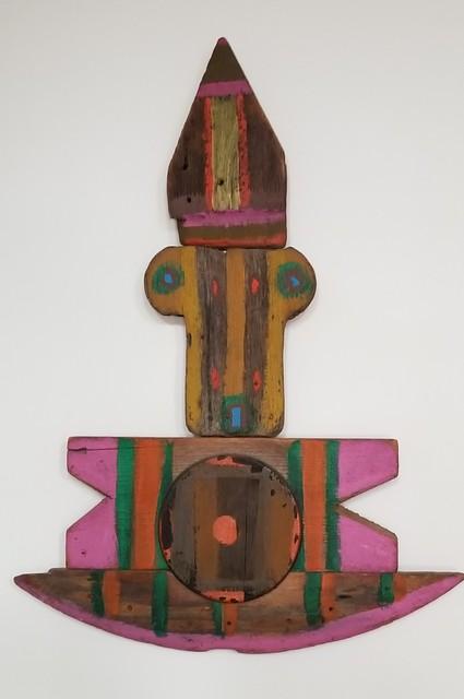 Betty Parsons, 'Figure on a Boat', 1972, Clarke Gallery