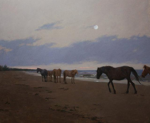 , 'Returning Home,' 2018, Maxwell Alexander Gallery