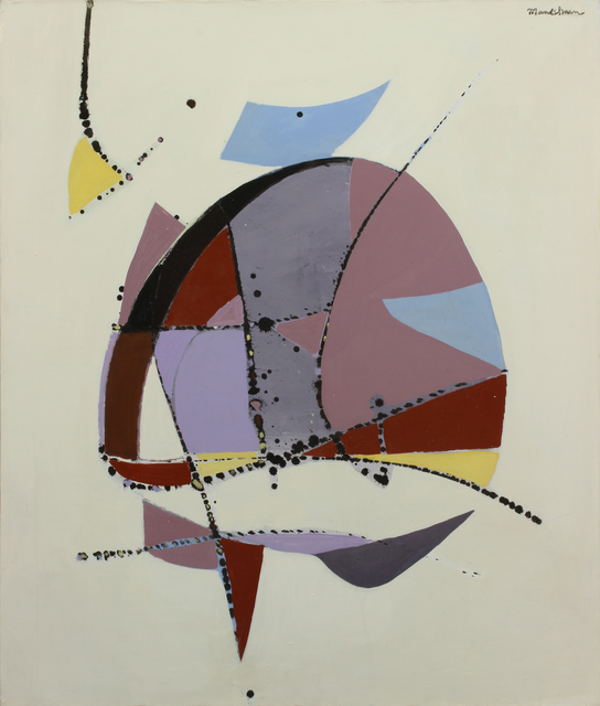 , 'Blue Time,' ca. 1970, Addison Rowe Gallery