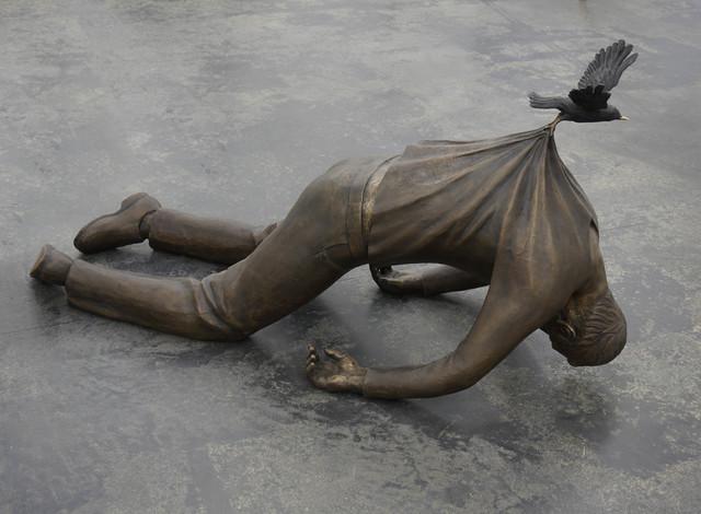 , 'Trans ī re,' 2017, Hans Alf Gallery