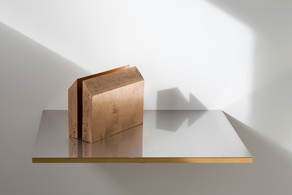 Stephen Bambury, Copper house (Siena),  1997,