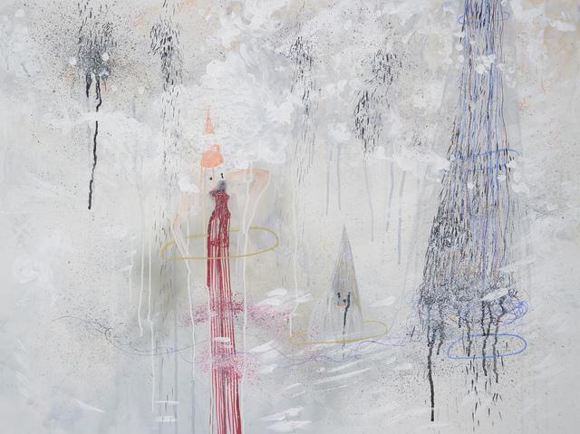 , 'Hîver,' 2017, Galerie D'Este