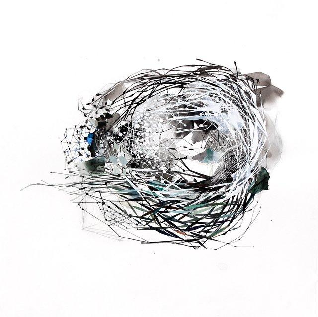 , 'disclination III,' 2014, Hosfelt Gallery