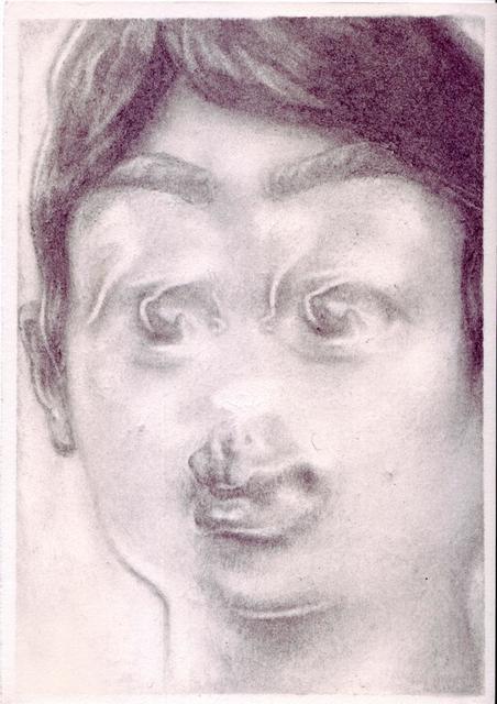 , 'face,' 2013, KAYOKOYUKI