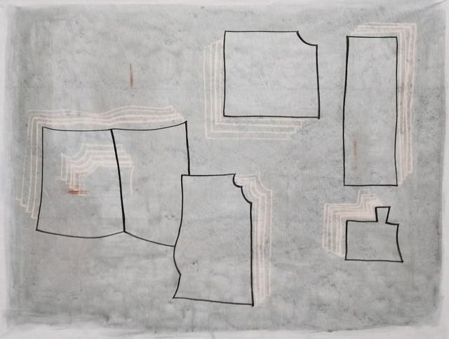 , 'serie Memoria montajista,' 2018, Lateral