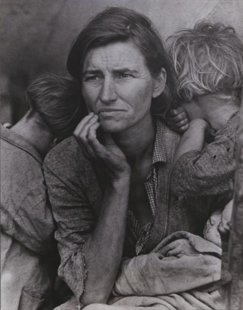 Dorothea Lange, 'Migrant Mother', 1936, Scott Nichols Gallery