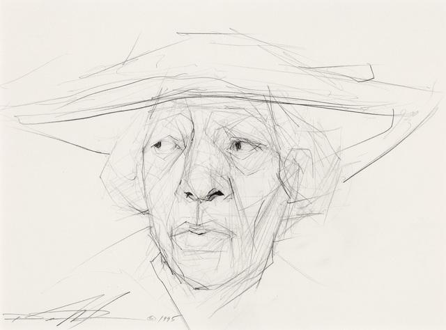 , 'Rowena,' 1995, Mac-Gryder Gallery