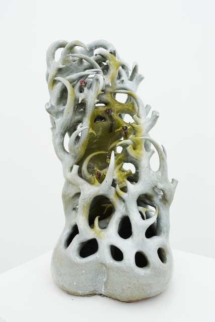 , 'Botanical Woman,' 2017, Yavuz Gallery