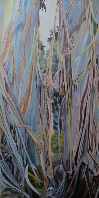 , 'Through the Trees,' 2017, JAYJAY