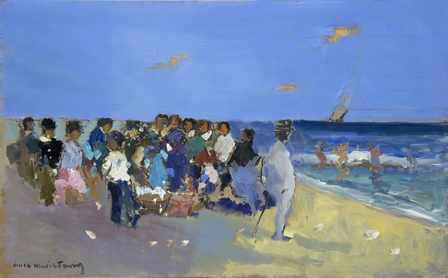 , 'Afternoon on the Beach,' , Gallery 901
