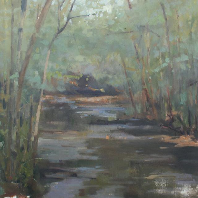 , 'Beaman Park Field Study (Summer),' 2017, Zeitgeist