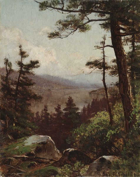 , 'View of the Valley,' , Questroyal Fine Art