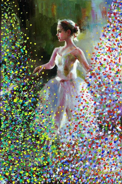, 'Graceful,' 2016, Impact Art Gallery