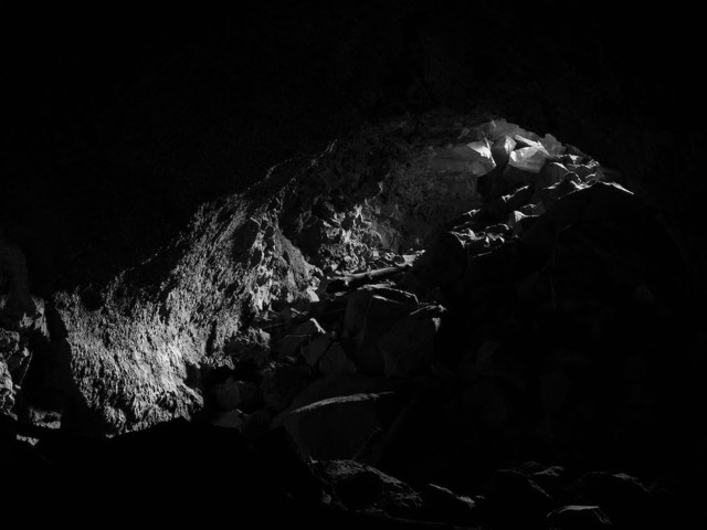 Ron Jude, 'Lava Tube #1', 2017, Photography, Archival pigment print, Gallery Luisotti