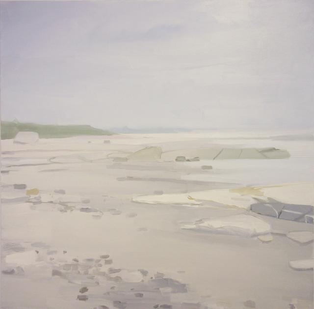 , 'Beach, Fog,' 2016, Kathryn Markel Fine Arts