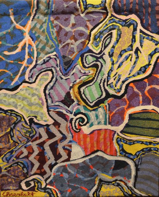 , 'Aubrieta,' 2008, Anita Shapolsky Gallery