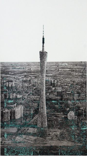 , 'Canton Tower,' 2017, Art Front Gallery