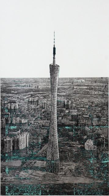 Hisaharu Motoda, 'Canton Tower', 2017, Art Front Gallery