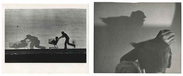 , 'TQ 49/50: Chasing Shadow/Hand (and Hair) Shadow,' 1979/1958, Moss Bureau