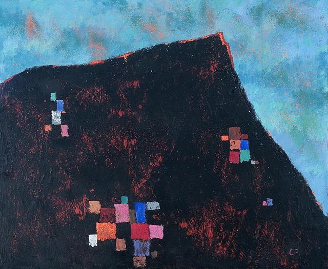 Carlos Pellicer, 'Volcán contento', 2009, Aldama Fine Art