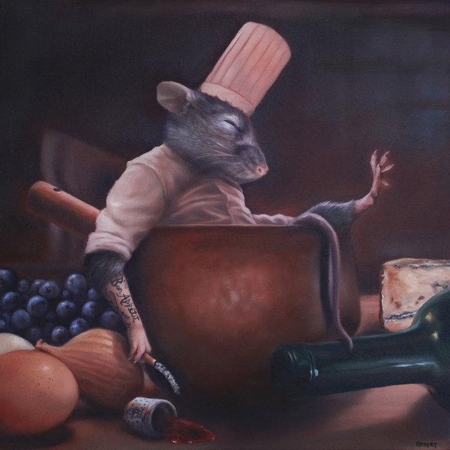 , 'Lil Chef (Ratatouille),' 2018, Modern Eden