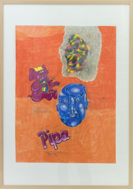 , 'Pipa,' 2016, Ruttkowski;68