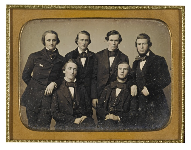 Anonymous American Photographers, 'Students of the Medical College of Virginia', circa 1850, Sotheby's