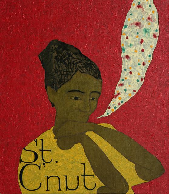 Stephen Chambers, 'St. Cnut', 2004, Flowers