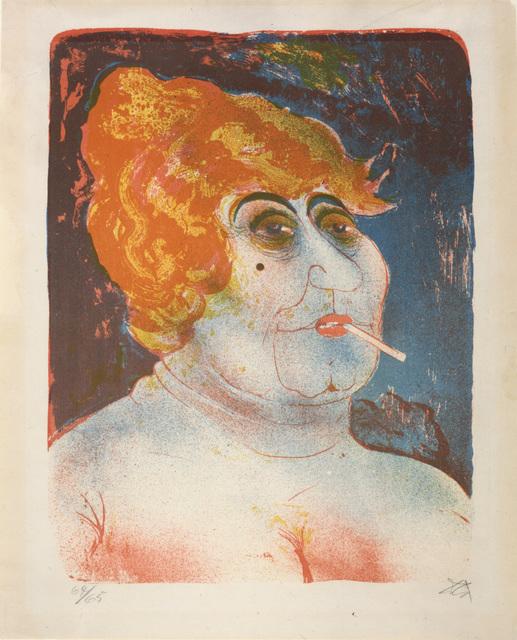 , 'The Madam,' 1923, Galerie St. Etienne
