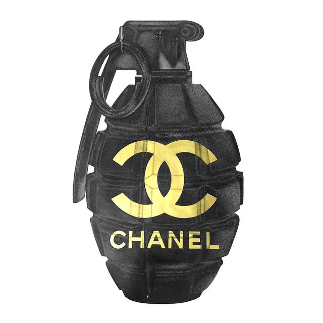 , 'Die in Chanel Gold,' , Joseph Gross Gallery