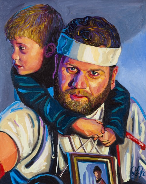 , 'Jacob Coffin and Son,' 2014, Childs Gallery
