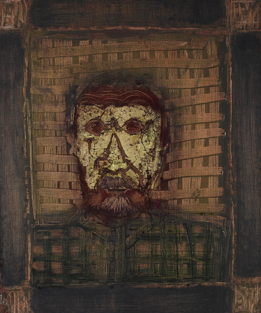 Francisco Toledo, 'Self-Portrait with Petate', 2017, Latin American Masters