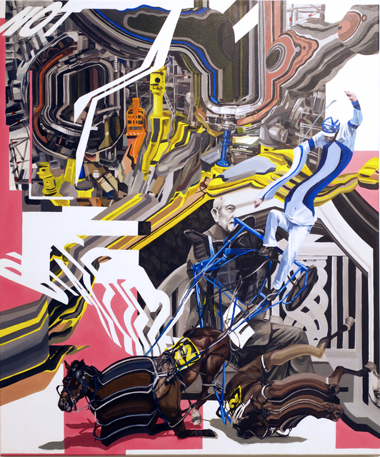 Lars Wunderlich, 'Not by Accident', 2019, Urban Spree Galerie