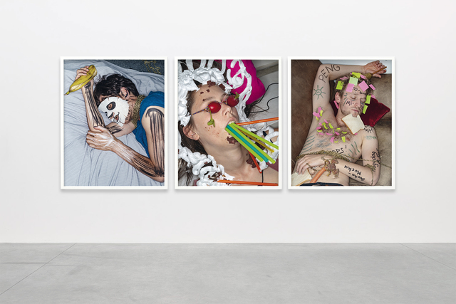 Christian Jankowski, 'We are innocent when we sleep (triptych 2)', Galería Pelaires