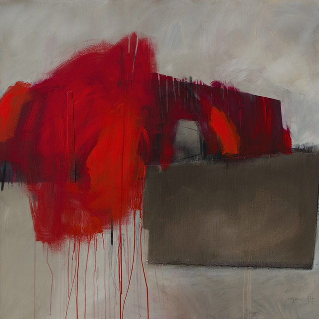 , 'Separated Land 1,' 2014, Bill Lowe Gallery