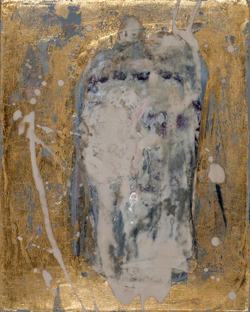 , 'Head (gold),' 2017, Honos Art