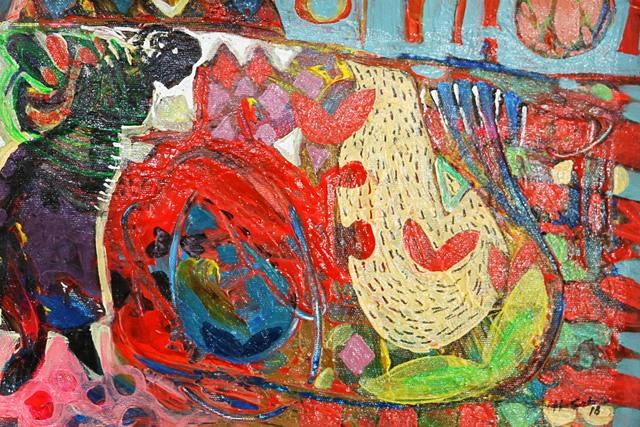 , 'Vision VI,' 2018, Eclectica Galleries