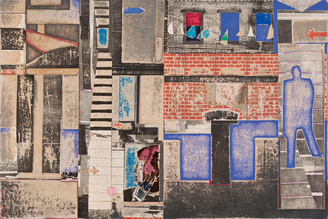 , 'Spring Way,' ca. 1968, Michael Rosenfeld Gallery
