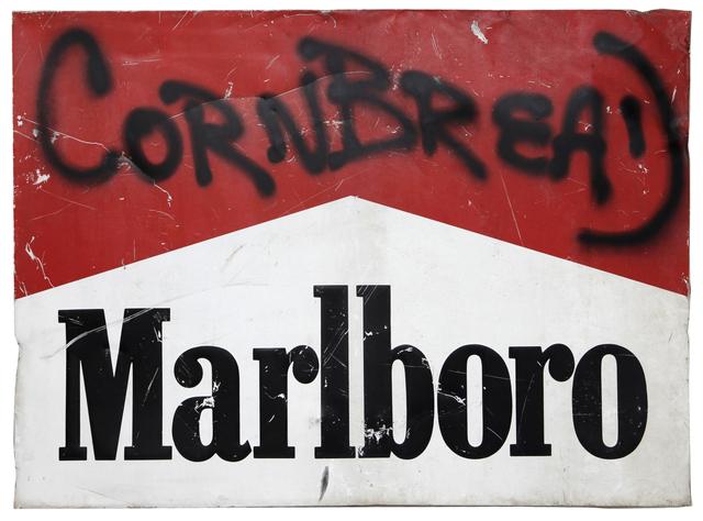 Cornbread, 'Cornbread Marlboro #1', 2014, Paradigm Gallery + Studio