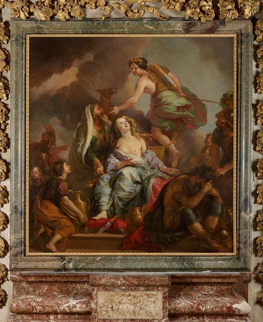 , 'Le sacrifice d'Iphigénie (The Sacrifice of Iphigenia),' 17th century, Château de Versailles
