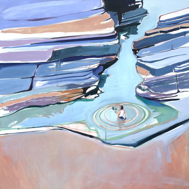, 'Rock Pool,' 2013, Candida Stevens