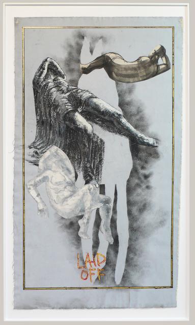 , 'Figurative Speech. Laid Off #1,' 2012, Galerie Nathalie Obadia