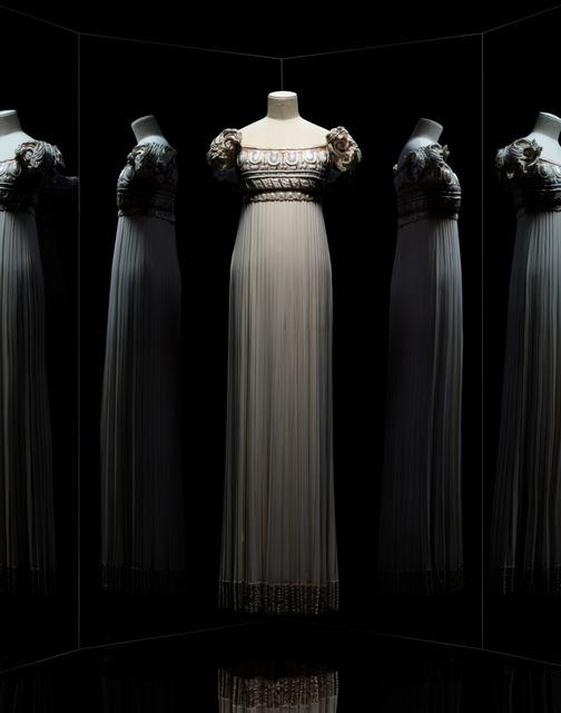 , 'Palladio dress,' 1992, Les Arts Décoratifs
