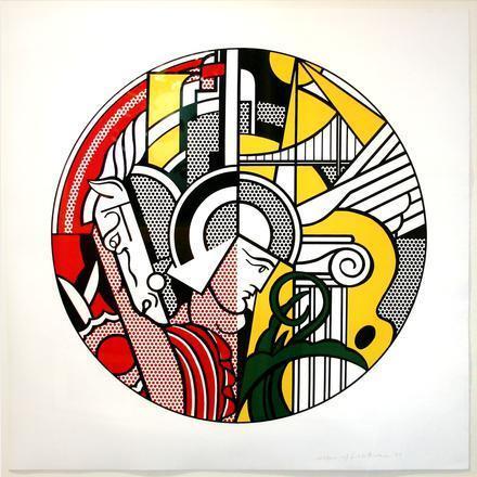 Roy Lichtenstein, 'The Solomon R. Guggenheim Museum', 1969, Kunzt Gallery