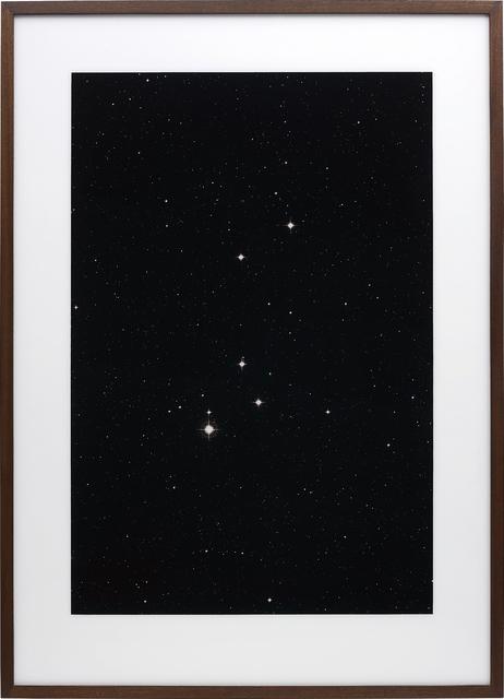 Thomas Ruff, 'Star 13h 25m / -30° (STE 3.24)', 1992, Phillips