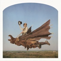 , 'Rider of the Apocalypse,' 2012, Jackson Fine Art