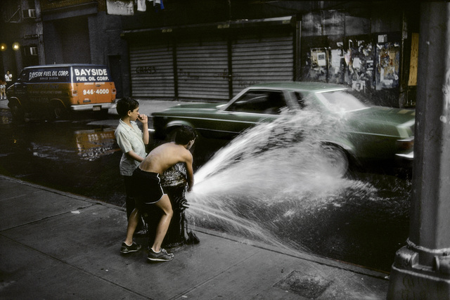 , 'New York City, USA,' 1985, GALLERY FIFTY ONE