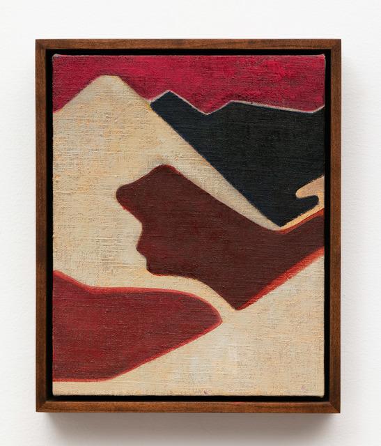 , 'Inferno Mountain,' 2018, Daniel Faria Gallery