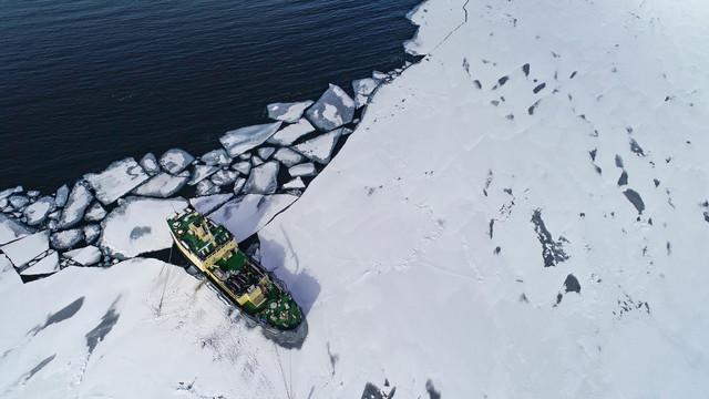 , 'Svalbard,' 2018, Page Bond Gallery